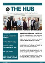 Thumbnail image of the The Hub Newsletter Volume 1