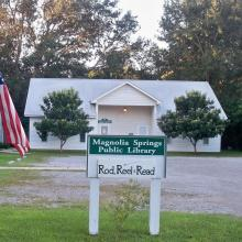 Thumbnail Image of Magnolia Springs Library building