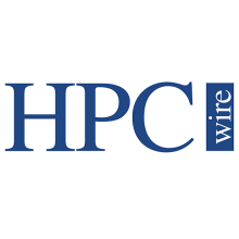 Screenshot thumbnail of HPC Wire logo from HPC Wire article